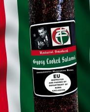 gypsy salami : marika schmiedt